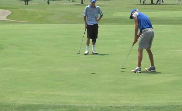 North, Memorial, and Castle Boys Golf Teams Advance to State