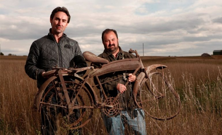 American Pickers Coming to the Tri-State