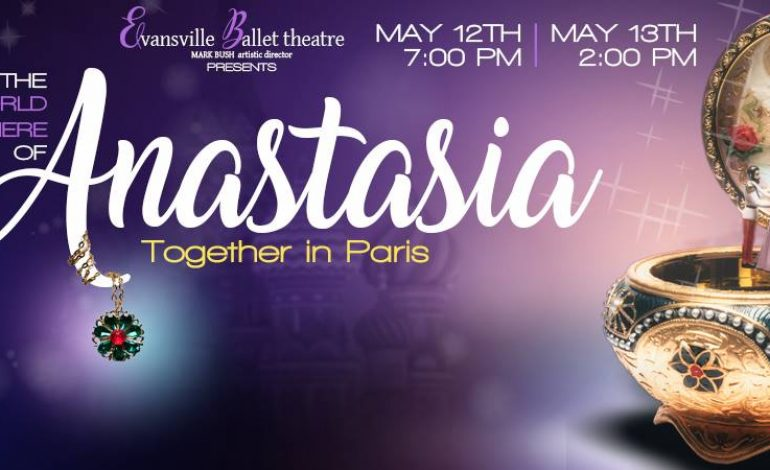 Sneak Peek: Anastasia Together Again in Paris