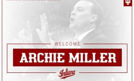 More Details About IU Basketball's New Coach - Archie Miller