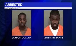 Two Arrested Following Bank Robbery Investigation
