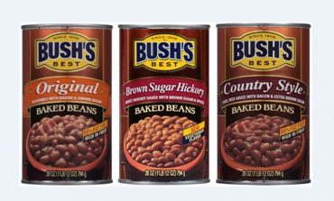 Bush's Baked Beans Recalling Three Types of its Baked Beans