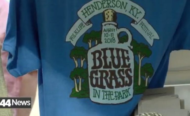 33rd Annual Bluegrass In The Park Folk Life Festival Brings Many People To Henderson