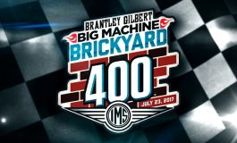 TV Ratings for Brickyard 400 Increases While Live Attendance Declines