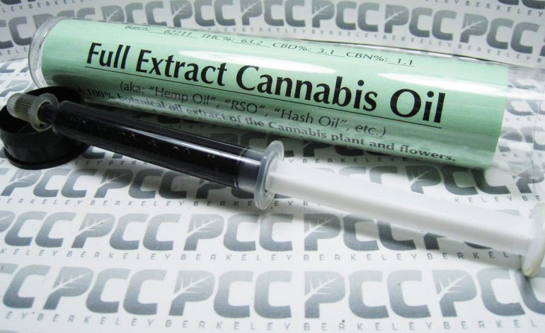 Excise Officers End Confiscation Of CBD Oil Products