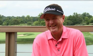 Golf Channel's Charlie Rymer Makes First Visit to Victoria National
