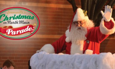 Evansville's Christmas on North Main