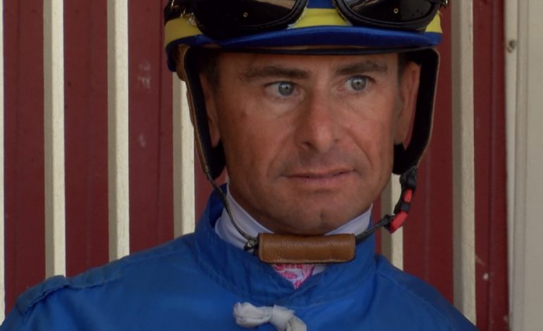 Jockey Returns to Ellis Park Three Weeks After Wife's Death