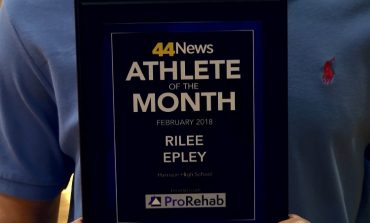 44News Athlete of the Month Presented by ProRehab: Rilee Epley