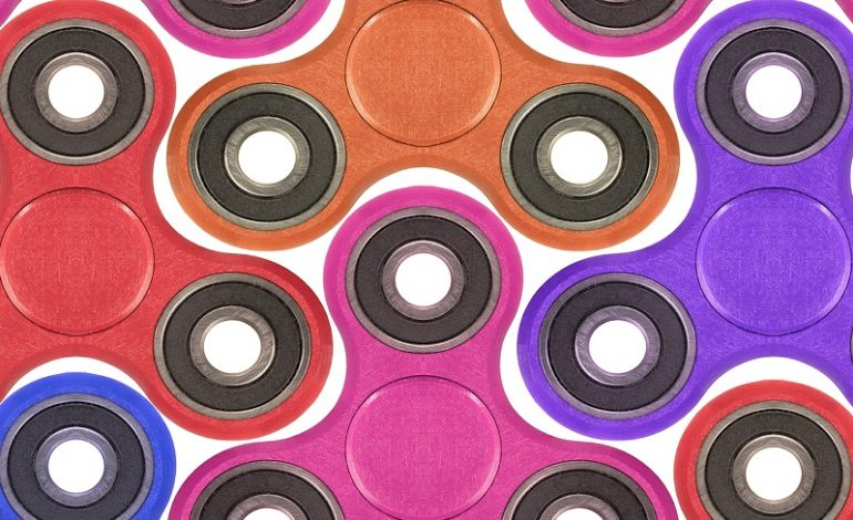 Fidget Spinners May Contain High Levels of Lead
