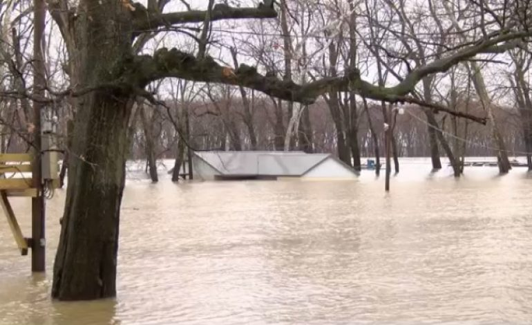 Flooding Causes Road Closures Across Tri-State