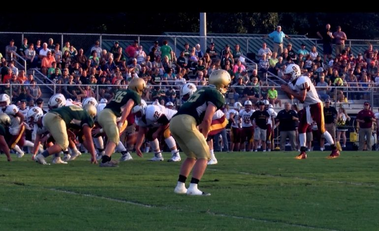 #44Blitz: Gibson Southern Shuts Out Forest Park 48-0