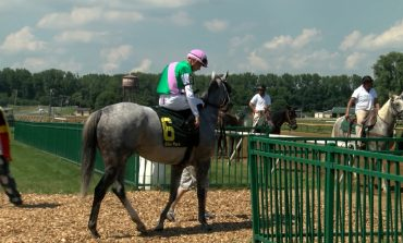 Jockey Spends First Independence Day as U.S. Citizen at Ellis Park