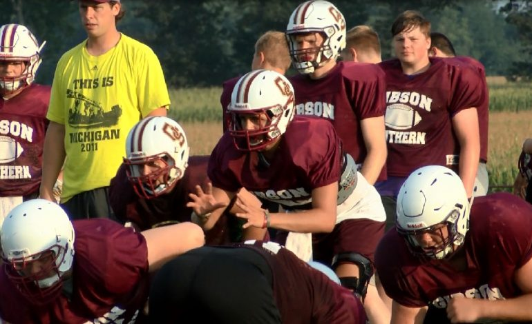 44Blitz: Gibson Southern Seeks Second Straight Undefeated Regular Season