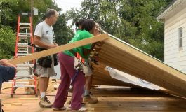 """""""Habitat For Humanity"""" Celebrates Its 500th Home"""