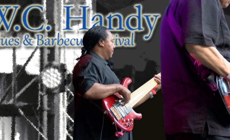 W.C. Handy Blues and Barbecue Festival Underway