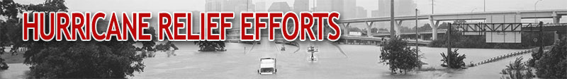 Hurricane Relief – How You Can Help
