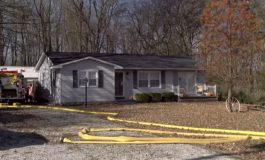 Vehicles Catch Fire Near Home in Henderson County