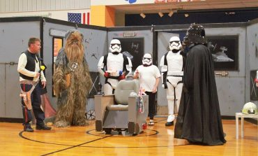 Fire Prevention Team to Perform Star Wars Show at South Middle