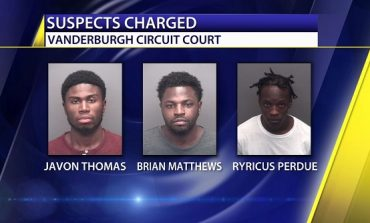Three Suspects Charged in Counterfeit Check Scheme