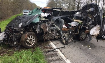 Paducah, Kentucky Man Dies Following Saline County Crash