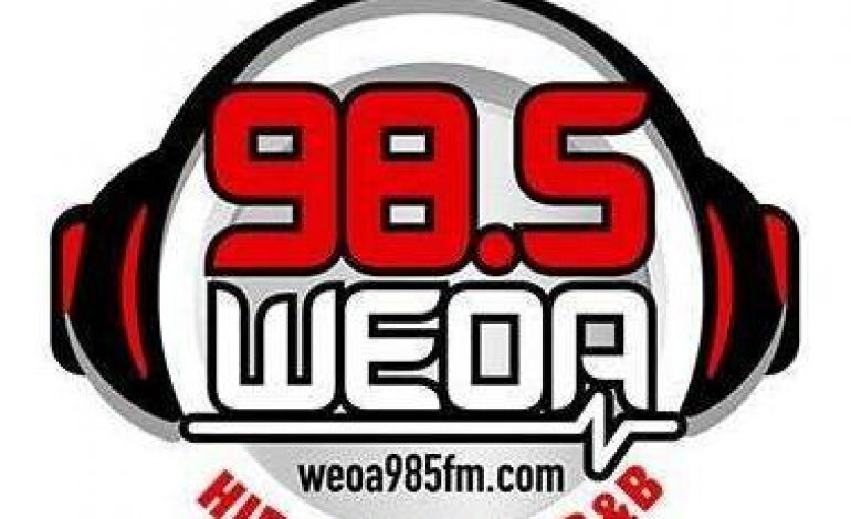 Magic 98.5 WEOA Switches to Hip Hop, R&B Format