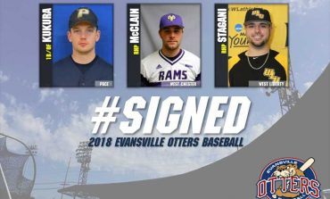 Evansville Otters Signs Three New Players