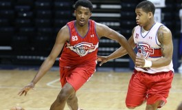 Bosse Grad Lyle to Miss Lobos Basketball Season with Ruptured Achilles