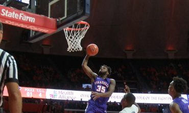 UE Falls in Regular Season Opener at Illinois 99-60