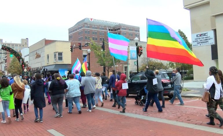 Evansville Gathers Together To Support Eliminating Bias, Prejudice, And Bullying