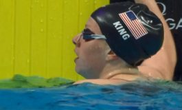 Lilly King Posts Second World Record, Earns Second Gold Medal at Worlds