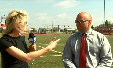 Get to Know Harrison Football Coach Lane Oxley