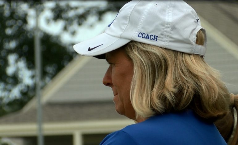 Memorial's Lensing Named Indiana Coach of the Year
