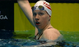 Reitz Grad Lilly King Collects Another Big Ten POY Award
