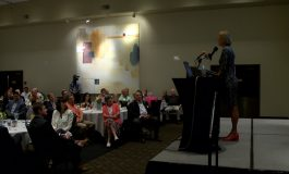 Indiana Lt. Gov. Crouch Talks About I-69 Corridor At Rotary Luncheon