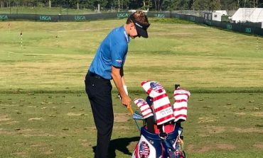 U.S. Open: Dylan Meyer Finishes Round 1 Seven-Over, Ties with World's Best