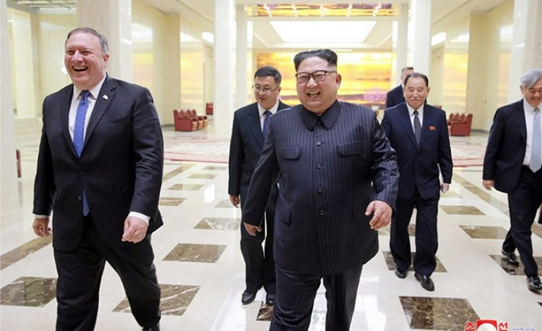 Mike Pompeo Visits North Korea For The 4th Time
