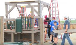 EVSC Students Help Build Mickey's Kingdom