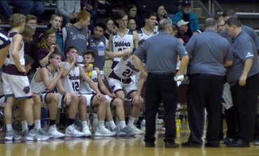 North Posey Wins at Mount Vernon 69-63