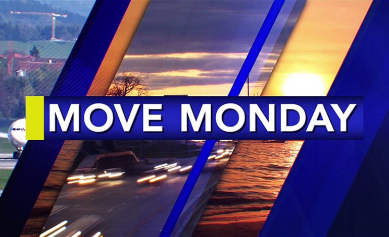 Move Monday: Romantic Destinations