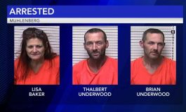 3 Arrests Made After Officers Search Muhlenberg Home