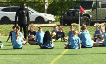 Former MLS Player Connects with Evansville Soccer Community