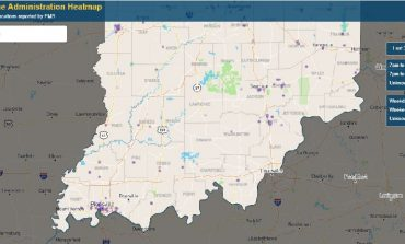 Interactive Naloxone Map Tracks Opioid Overdoses