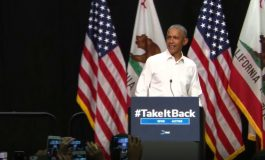 Barack Obama Rallies Voters To Support Democratic Candidates In Upcoming Elections