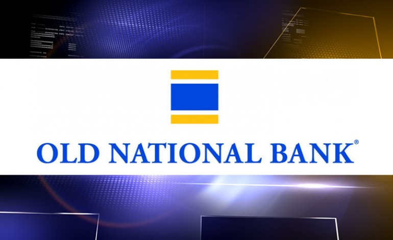 How do you log into an account with Old National Bank?