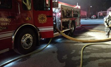 Fire Crews Battle Overnight Fire At Mobile Home In Owensboro