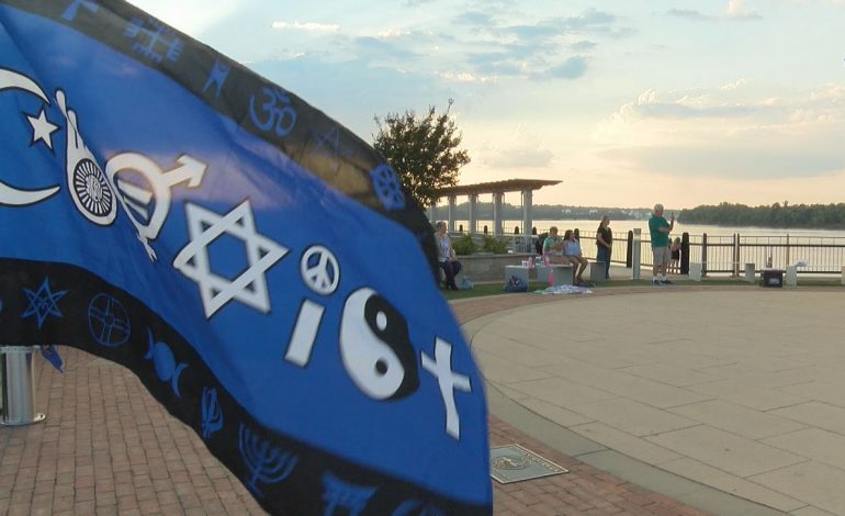 Nonviolent Owensboro Hosts Peace Rally