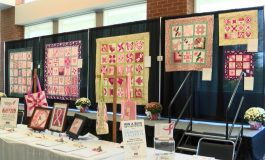 More Than 200 Quilts On Display For Harvest Of Quilts