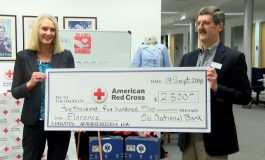 Red Cross Hosts Fundraiser to Help Victims of Hurricane Florence