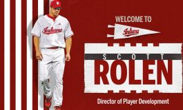 Jasper's Scott Rolen Joins IU Baseball Staff